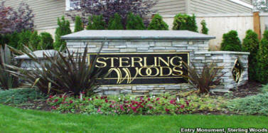 SterlingWoods Entrance